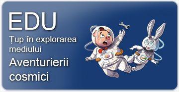 Aventurierii cosmici (Țup în explorarea mediului - partea a doua)