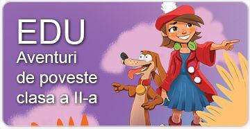Limba română II - Aventuri de poveste
