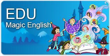 Magic English (auxiliar limba engleză pentru clasa I)